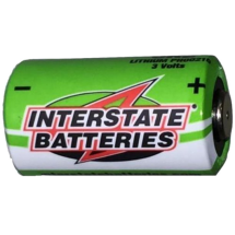 Interstate Batteries CR2 Lithium Battery