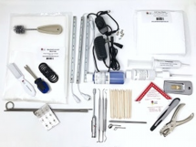 Cylinder Deluxe O2 Inspection Kit