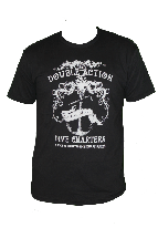 Double Action Dive Charters Luxury Tee