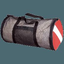 Dive Flag Mesh Duffel Bag