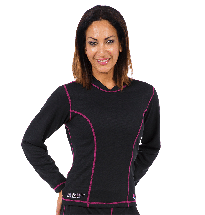 ECODIVEWEAR™ BASE LAYER Woman's Pullover