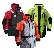 Watch Floatation Coat