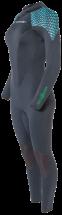 Women's Greenprene 5mm Backzip Fullsuit