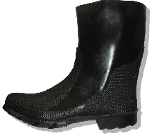 Hard Sole Replacement Boots