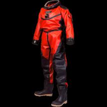Hazmat Com Drysuit (Commercial Hazmat Diver)
