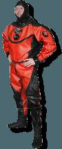 Hazmat PS Drysuit (Public Safety Hazmat Diver)