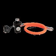 Compact Argon Regulator with Gauge