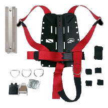 Plate + Harness + STA Package