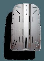Hog Backplate Stainless Steel