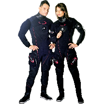 Dry Skin Hybrid Neoprene Drysuit