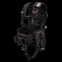 IQ Lite CB Harness w/ Cummerbund and Pockets