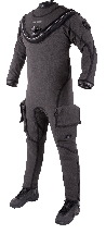 Fusion KVR1 with Aircore Drysuit