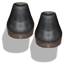 Latex Cone Ankle Seals (pair)