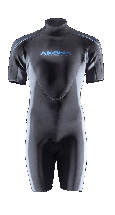 3mm Shorty Wet Suit - Men's