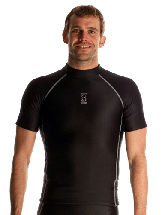 Men's Thermocline Short Sleeve Top