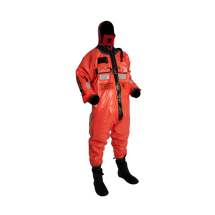 Ocean Commander Immersion Suit with Harness