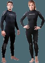 Pioneer Wetsuit w/LavaSkin 7 mm