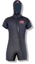 Escape 7mm Hooded Step-In Vest