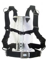 Stainless BP w/ Deluxe Harness