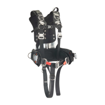 Public Safety Harness Complete w/ Weight Pockets
