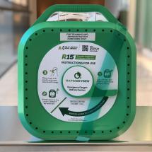 Emergency Oxygen In A Box