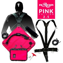 The Razor Sidemount System 2.5 Complete - Limited Pink Edition