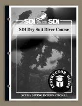 Dry Suit Instructor Guide