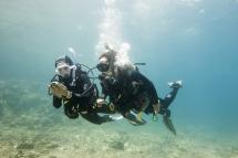 SDI Underwater Navigation Course