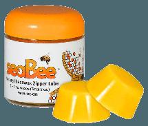 SeaBee™ Natural Beeswax Zipper Lube