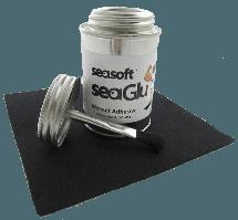 SeaGLU 2oz. Wetsuit Adhesive and SEAGLU Repair Kit
