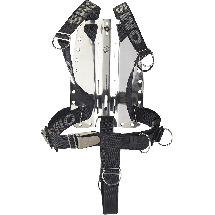 Smartstream Harness with Hardware and Crotch Strap