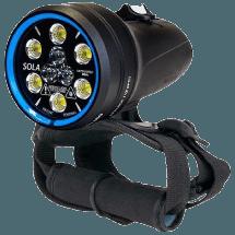 SOLA Dive 2000 S/F Dive Light