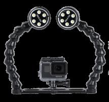 SOLA Video 2500 F Double Action Light Kit