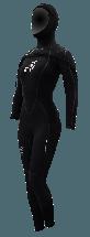 SolAfx Semi-Dry Women's Suit