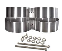 Stainless Steel Tank Bands