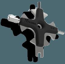 Stainless Steel Star Tool