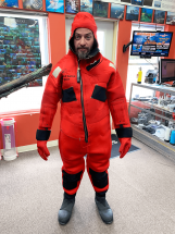 Used Stearns® Cold Water Neoprene Rescue Suit