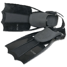 Swiftwater Rescue Fins
