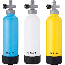 Scuba Tank Vacuum Insulated Water Bottle