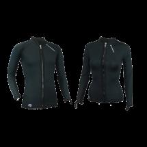 Titanium Chillproof Long Sleeve Full Zip Jacket