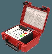 Portable TruMix Trimix Analyzer