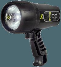 C8 eLED Dive Light