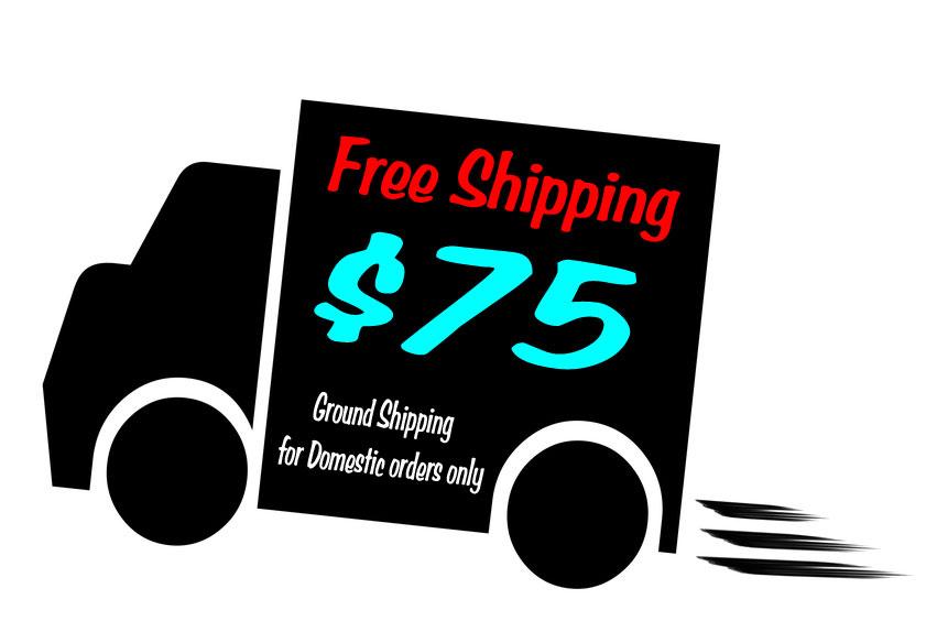 * Free Shipping
